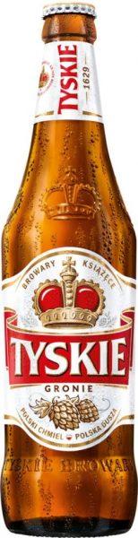 tyskie-butelka